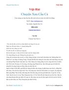 Ebook Chuyện Xưa Cầu Cá Việt Hải