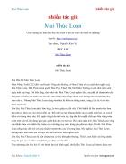 Ebook Mai Thúc Loan Mai Hắc Đế