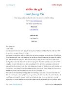 Ebook Lưu Quang Vũ nhiều tác giả