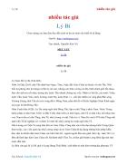 Ebook Lý Bí nhiều tác giả