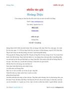 Ebook Hoàng Diệu vị tướng trung kiên giữ thành Hà Nội