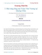 Ebook Bảo tàng lăng mộ Triệu Văn Vương tại Quảng Châu Trương Thái Du
