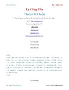Ebook Thiên Đô Chiếu Lý Công Uẩn