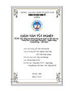 Xây dựng hệ thống thông tin quản lý văn bản tại Trung tâm Công nghệ thông tin - Ngân hàng Công thương Việt Nam