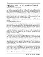 Báo cáo tổng hợp: khách sạn Sofitel Plaza Hà Nội