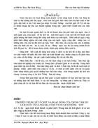 Báo cáo thực tập tại công ty du lịch Trường Sơn