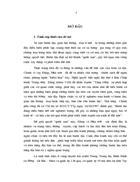 Đấu tranh phòng chống buôn lậu của Cục Hải quan Bình Định - thực trạng và giải pháp