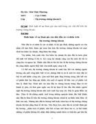 Binh luan ve su tham gia cua mot trong cac chu the tren thi truong chung khoan.