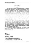 Công nghệ sản xuất PVC theo phương pháp huyền phù