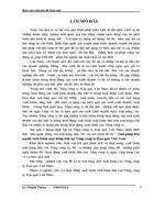 Giải pháp đẩy mạnh xuất khẩu mặt hàng dứa tại Tổng công ty Rau quả Việt Nam