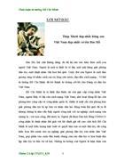 Thảo luận tư tưởng Hồ Chí Minh