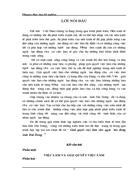 Giải quyết việc làm cho người lao động tỉnh Hải Dương